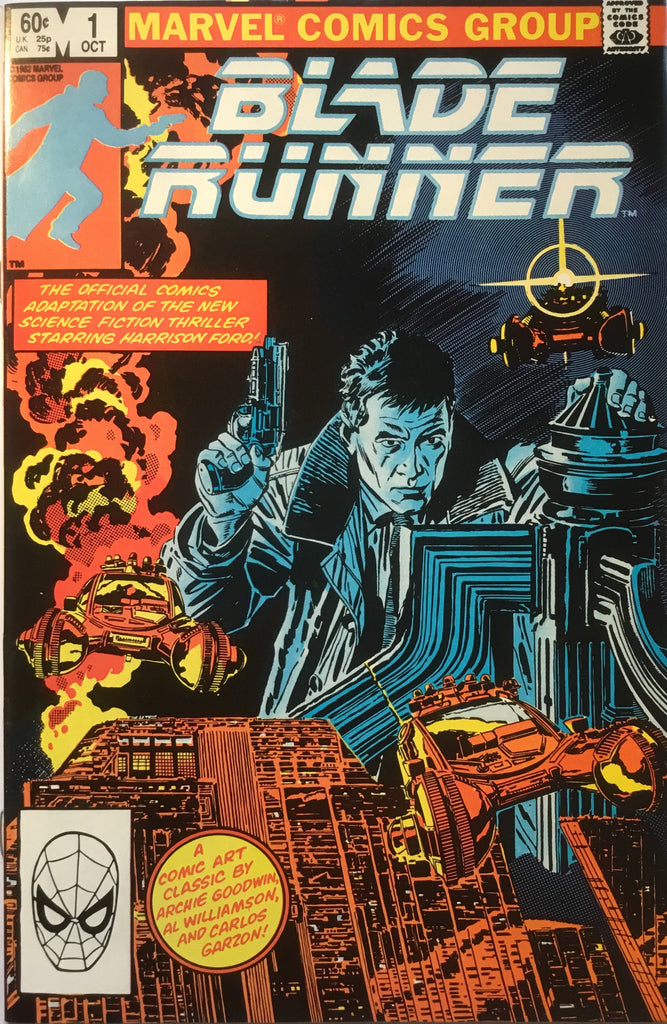 BLADE RUNNER # 1 (1982) - Comics 'R' Us
