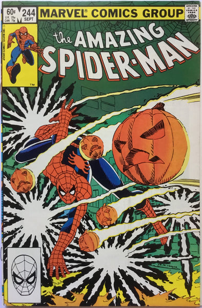 AMAZING SPIDER-MAN # 244 - Comics 'R' Us