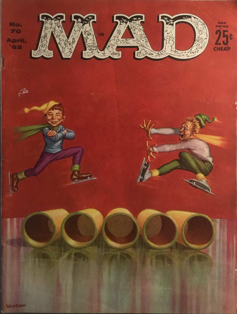 MAD MAGAZINE (USA) # 70