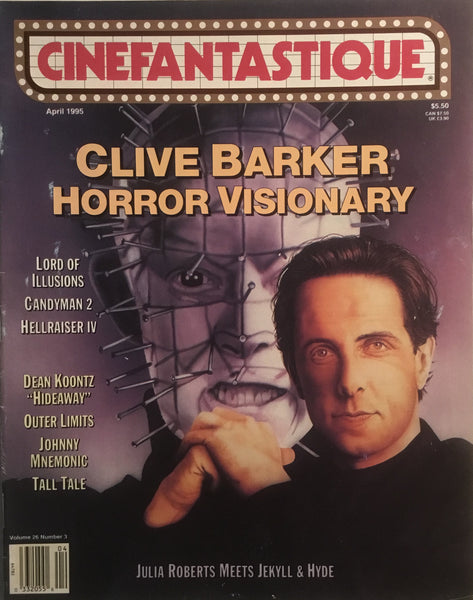 CINEFANTASTIQUE VOL 26 # 3