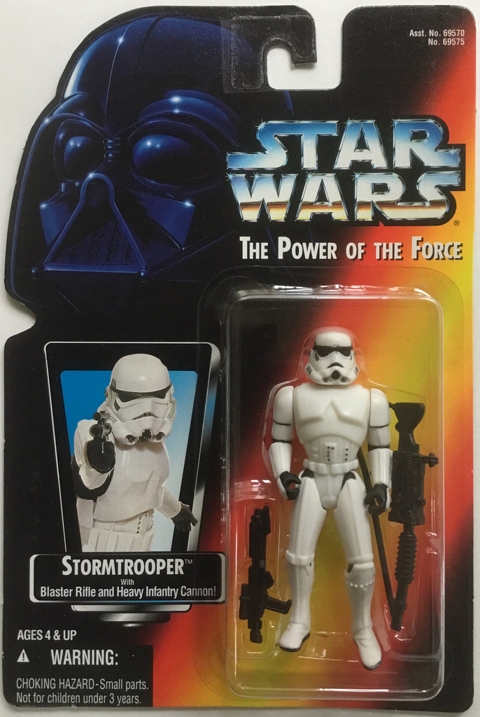 STAR WARS STORMTROOPER ACTION FIGURE 1995
