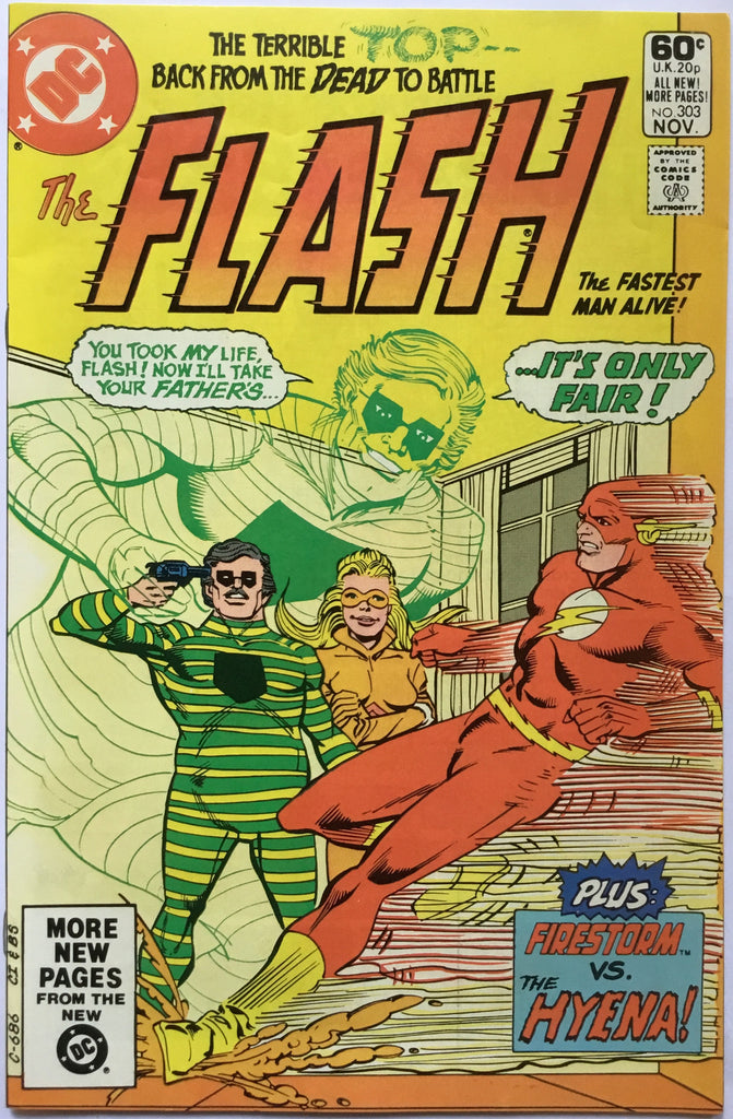 FLASH # 303 - Comics 'R' Us