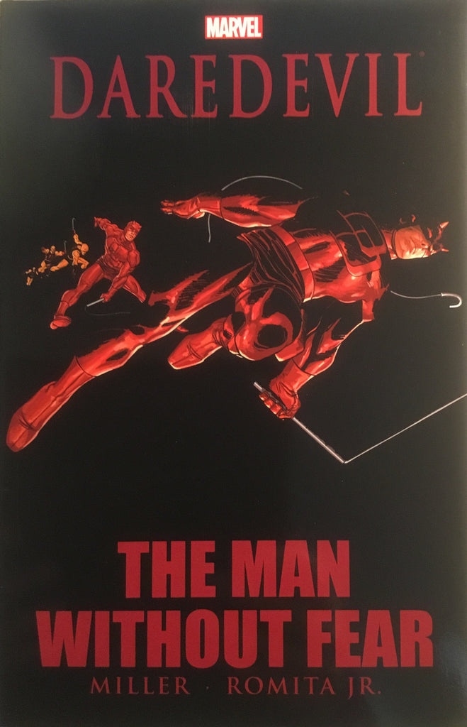 DAREDEVIL THE MAN WITHOUT FEAR GRAPHIC NOVEL - Comics 'R' Us