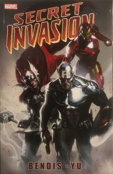 SECRET INVASION GRAPHIC NOVEL