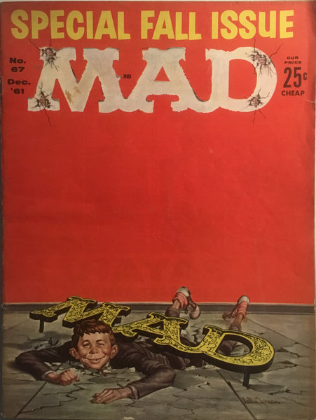 MAD MAGAZINE (USA) # 67