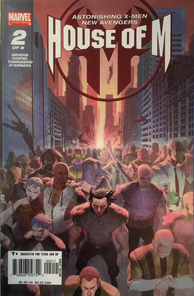 HOUSE OF M # 2 (2005) - Comics 'R' Us
