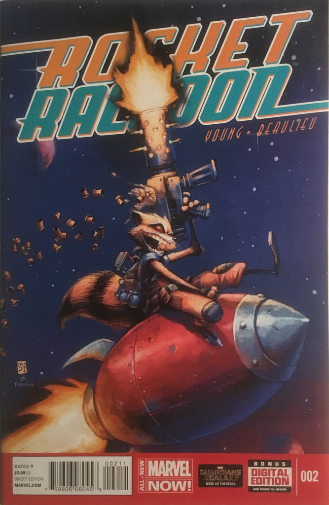 ROCKET RACCOON # 2