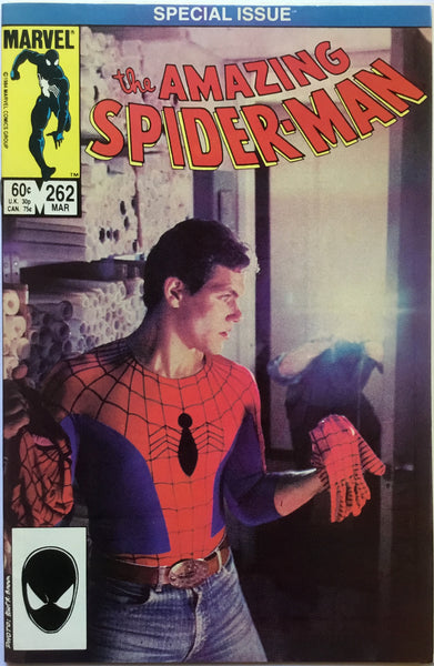 AMAZING SPIDER-MAN # 262 - Comics 'R' Us
