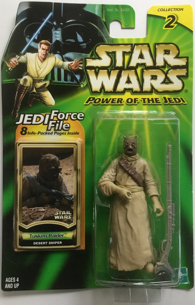 "STAR WARS TUSKEN RAIDER ""DESERT SNIPER"" ACTION FIGURE 2000"
