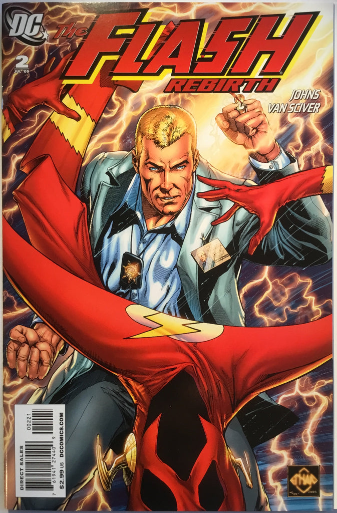 FLASH REBIRTH # 2 (1:25 VARIANT) - Comics 'R' Us
