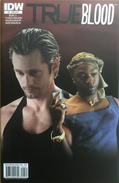 TRUE BLOOD # 5 PHOTO COVER (1:25 VARIANT)