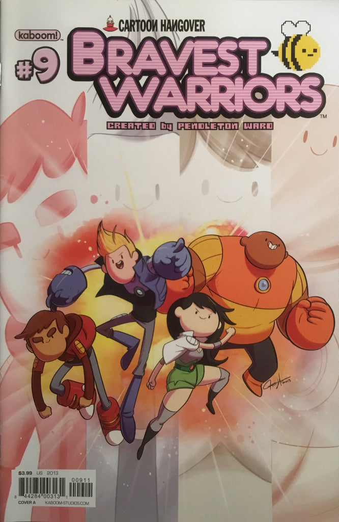 BRAVEST WARRIORS # 9