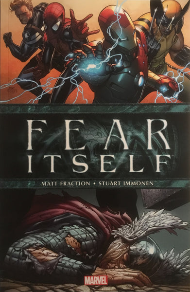 FEAR ITSELF GRAPHIC NOVEL