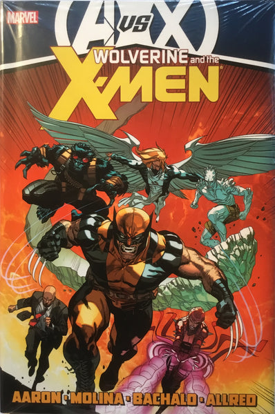 WOLVERINE & THE X-MEN VOL 4 HARDCOVER GRAPHIC NOVEL