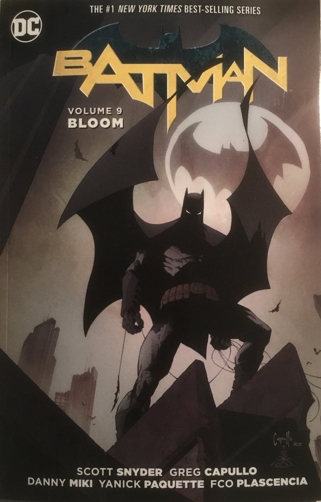 BATMAN (NEW 52) VOL 09 BLOOM GRAPHIC NOVEL