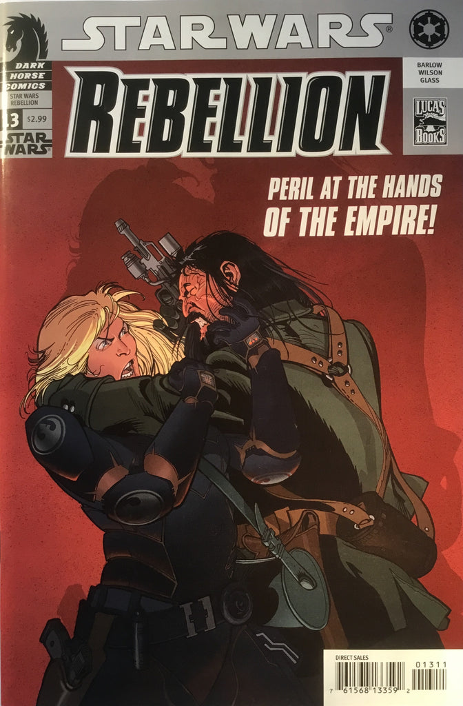 STAR WARS REBELLION #13
