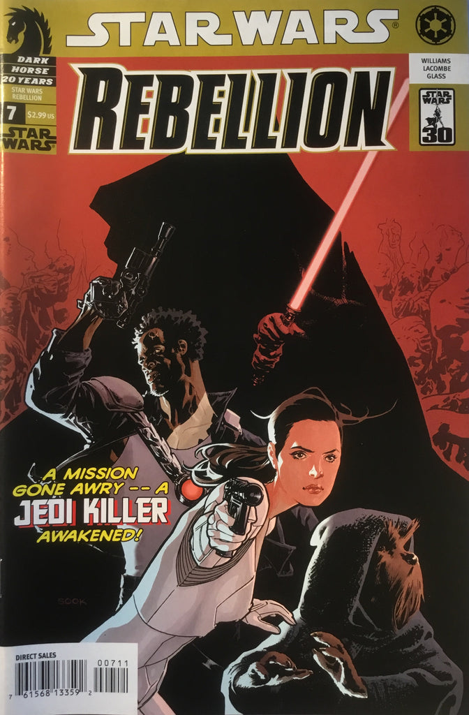 STAR WARS REBELLION # 7