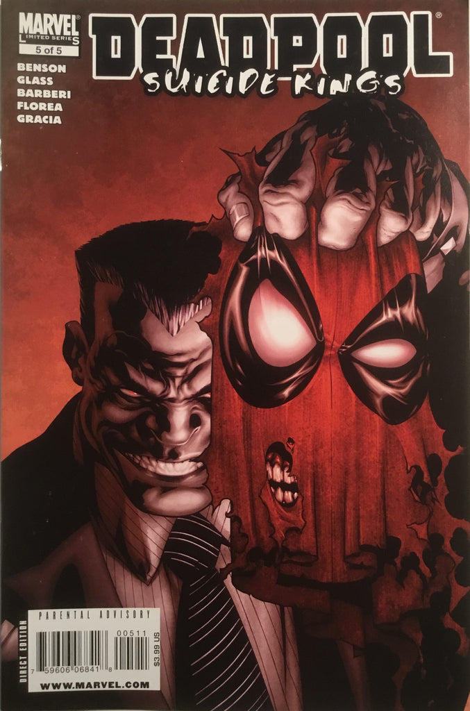 DEADPOOL SUICIDE KINGS # 5 - Comics 'R' Us