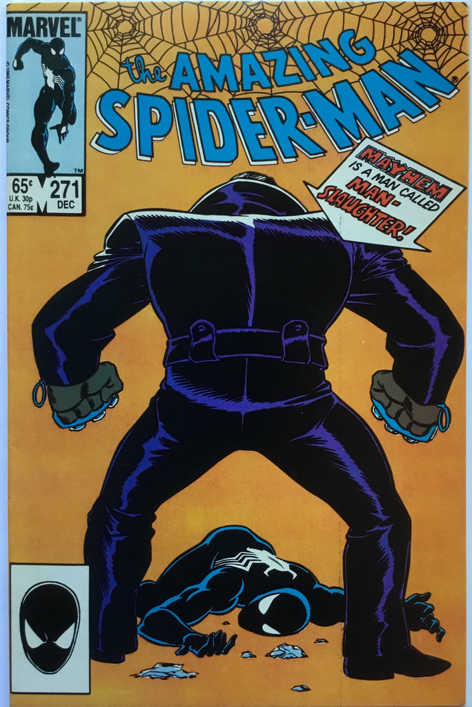 AMAZING SPIDER-MAN # 271 - Comics 'R' Us
