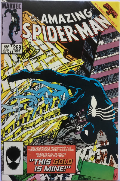 AMAZING SPIDER-MAN # 268 - Comics 'R' Us