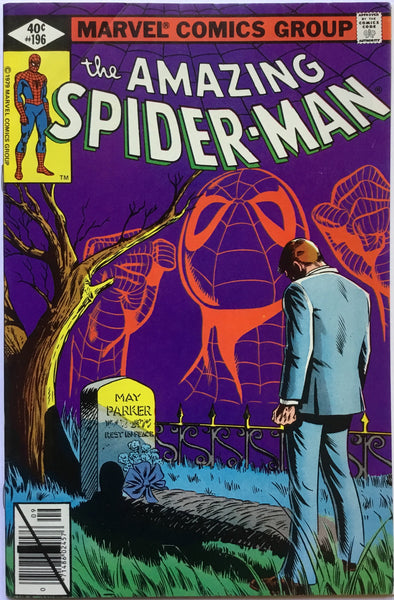 AMAZING SPIDER-MAN # 196 - Comics 'R' Us