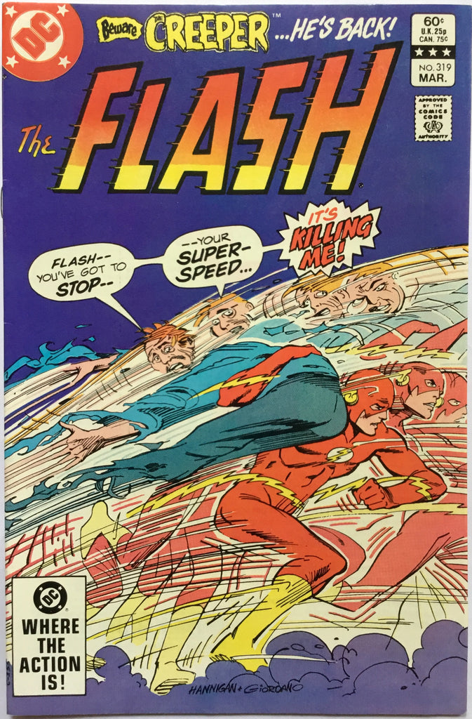 FLASH # 319 - Comics 'R' Us