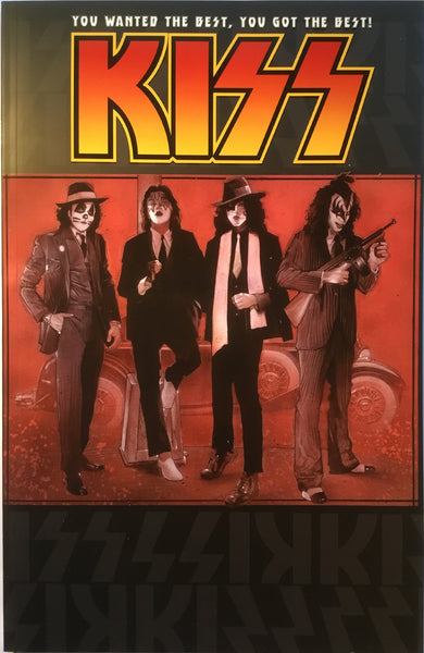 KISS VOL 1 (IDW) GRAPHIC NOVEL