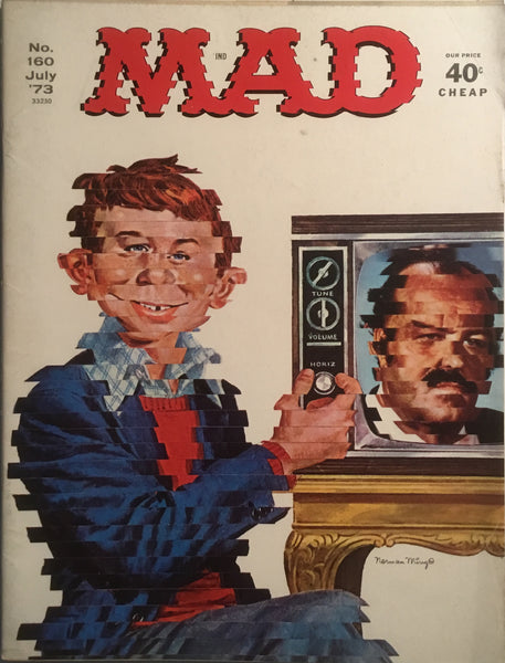 MAD MAGAZINE (USA) #160