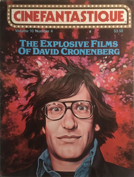 CINEFANTASTIQUE VOL 10 # 4