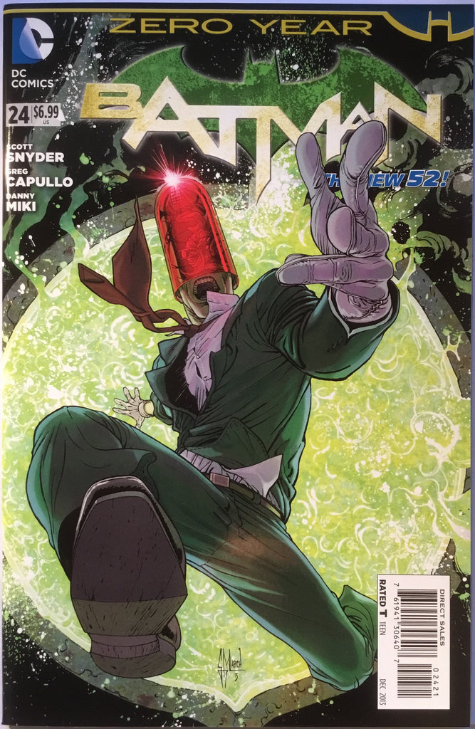 BATMAN #24 (THE NEW 52) MARCH 1:25 VARIANT - Comics 'R' Us