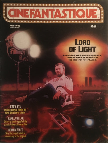 CINEFANTASTIQUE VOL 15 # 2
