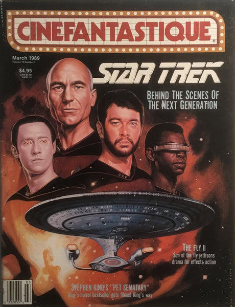 CINEFANTASTIQUE VOL 19 # 3