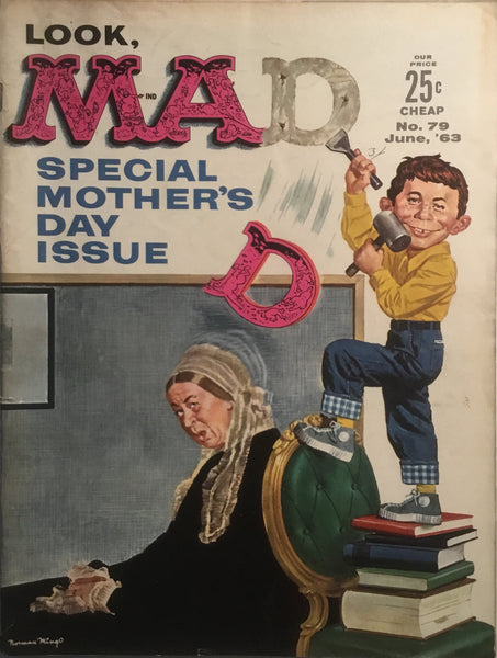 MAD MAGAZINE (USA) # 79