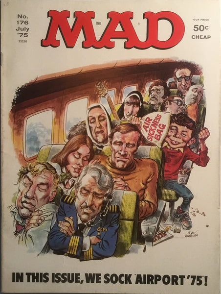 MAD MAGAZINE (USA) #176