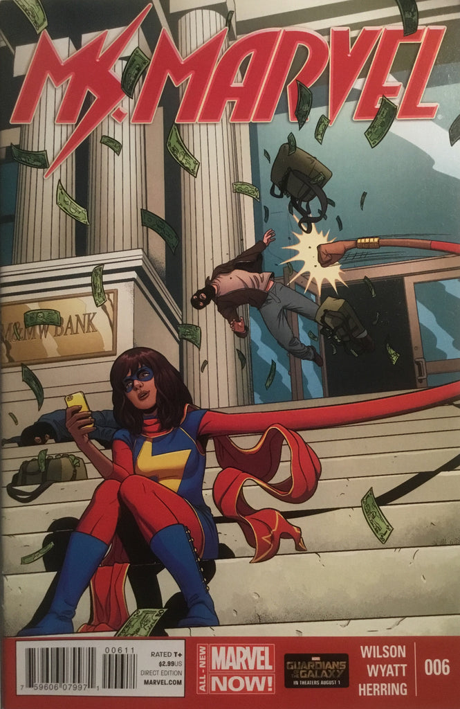MS MARVEL (2014-2015) # 06