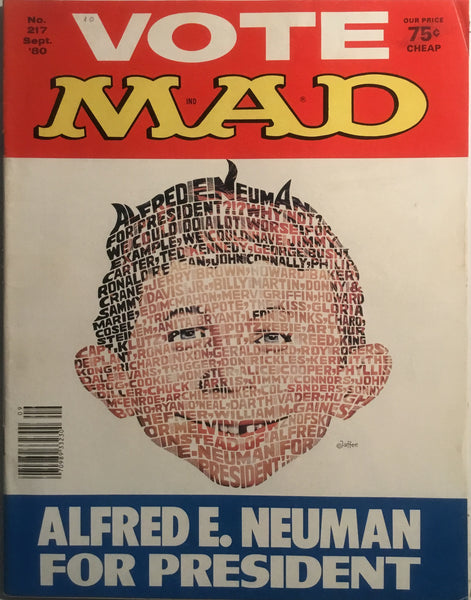 MAD MAGAZINE (USA) #217