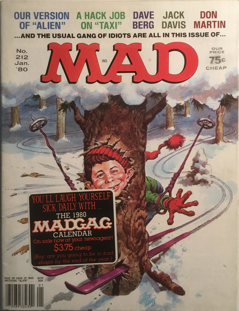 MAD MAGAZINE (USA) #212