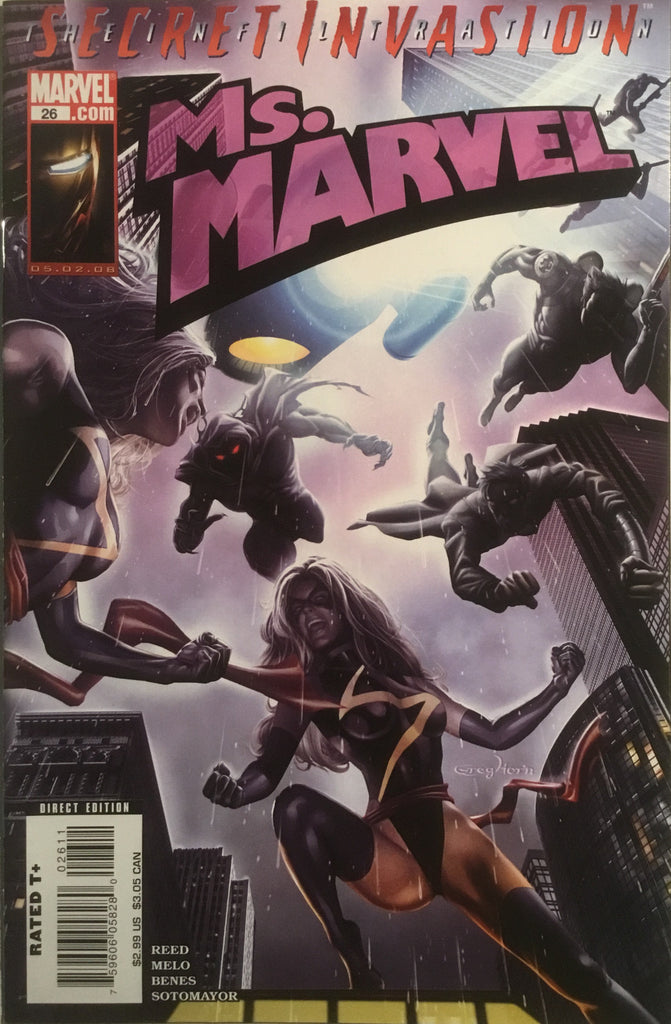 MS MARVEL (2006-2010) # 26