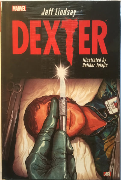 DEXTER HARDCOVER GRAPHIC NOVEL - Comics 'R' Us