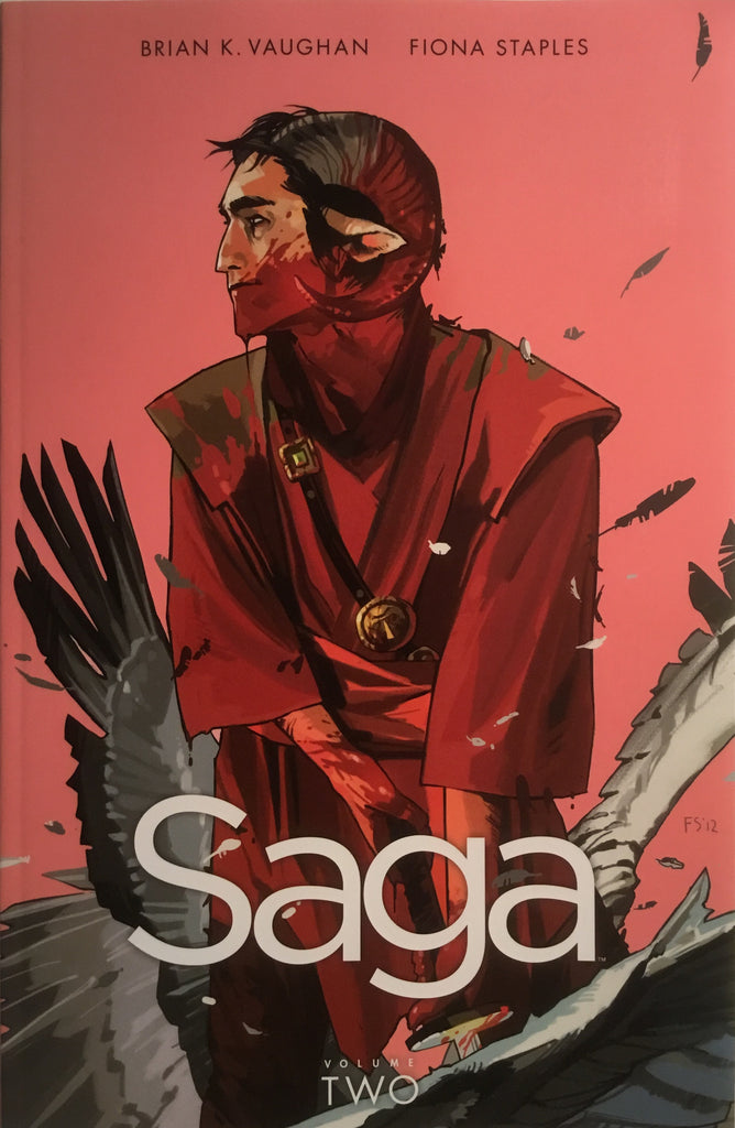 SAGA VOL 2 GRAPHIC NOVEL