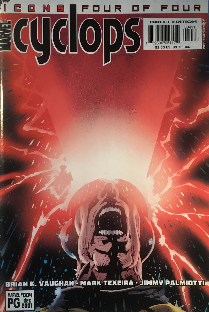 CYCLOPS # 2 - Comics 'R' Us