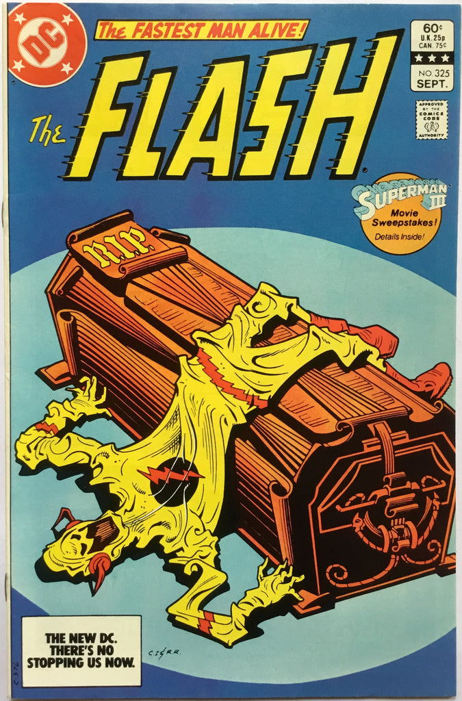 FLASH # 325 - Comics 'R' Us