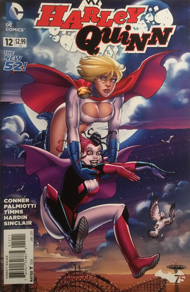 HARLEY QUINN #12 (NEW 52) - Comics 'R' Us