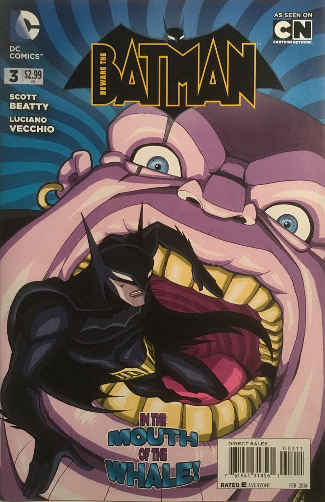 BEWARE THE BATMAN # 3 - Comics 'R' Us