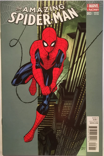 AMAZING SPIDER-MAN # 3 (2014) SALE 1:25 VARIANT - Comics 'R' Us