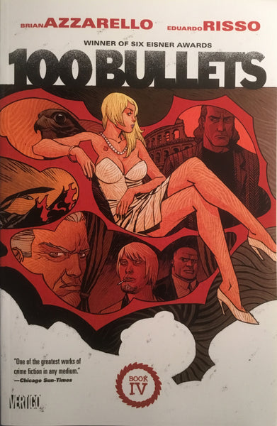 100 BULLETS BOOK 4 GRAPHIC NOVEL - Comics 'R' Us