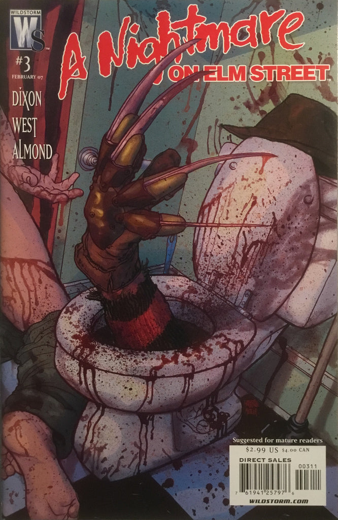 A NIGHTMARE ON ELM STREET # 3 - Comics 'R' Us
