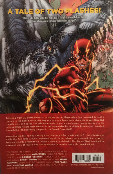 FLASH (NEW 52) VOL 7 SAVAGE WORLD GRAPHIC NOVEL