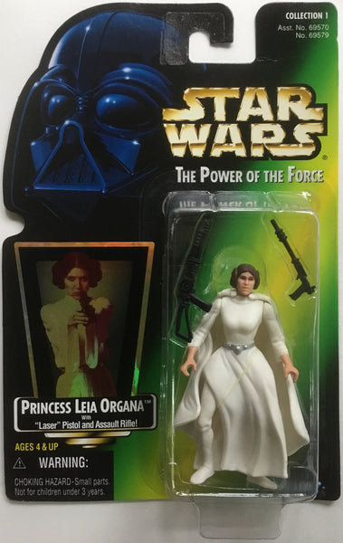 STAR WARS PRINCESS LEIA ORGANA ACTION FIGURE 1997