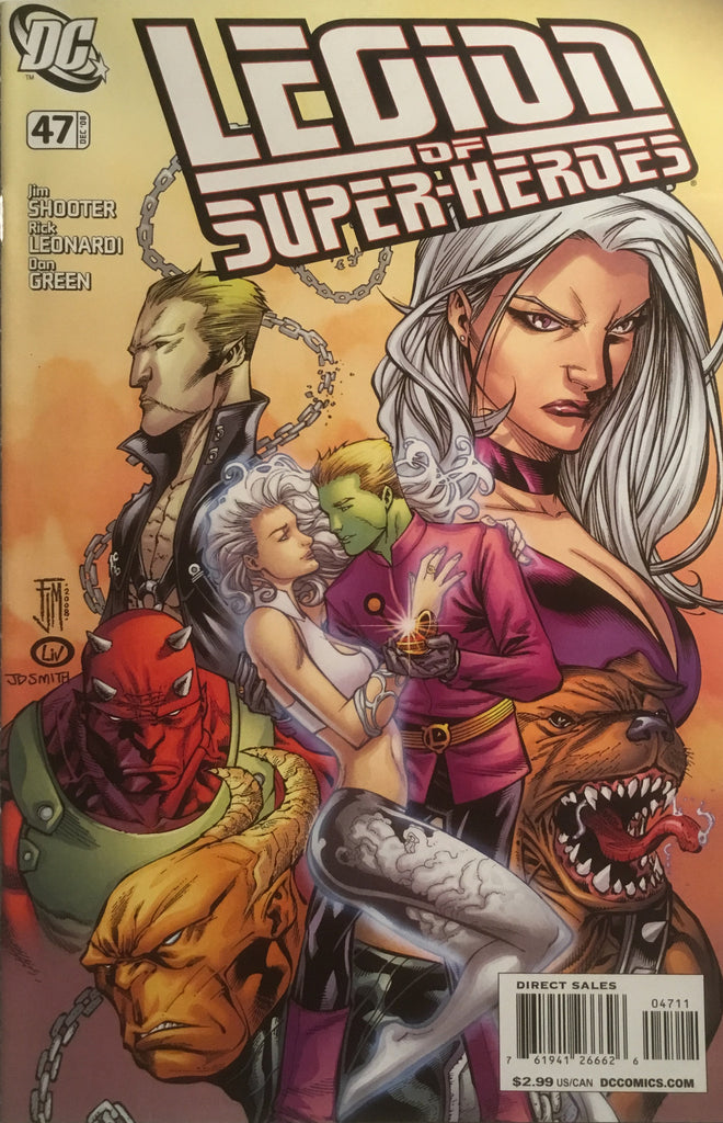 LEGION OF SUPER-HEROES (2005-2009) #47